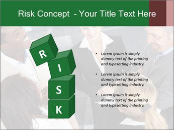 Staff Talk PowerPoint Template - Slide 81