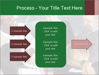 Staff Talk PowerPoint Template - Slide 85