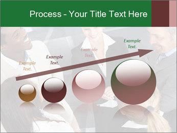 Staff Talk PowerPoint Template - Slide 87