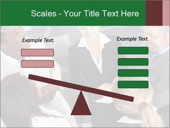 Staff Talk PowerPoint Template - Slide 89