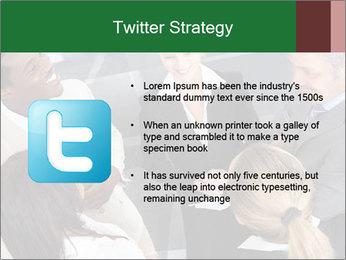 Staff Talk PowerPoint Template - Slide 9