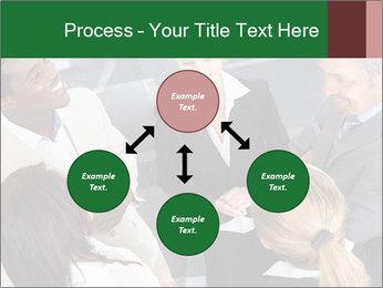 Staff Talk PowerPoint Template - Slide 91