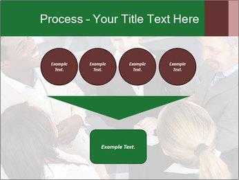 Staff Talk PowerPoint Template - Slide 93