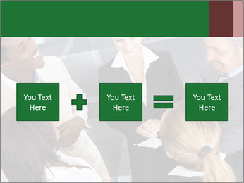 Staff Talk PowerPoint Template - Slide 95