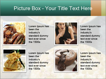Sweet Bread PowerPoint Template - Slide 14