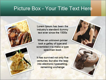 Sweet Bread PowerPoint Template - Slide 24