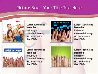 Fingers Hugging PowerPoint Templates - Slide 14