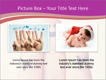 Fingers Hugging PowerPoint Templates - Slide 18