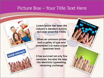 Fingers Hugging PowerPoint Templates - Slide 24
