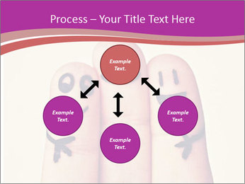 Fingers Hugging PowerPoint Templates - Slide 91