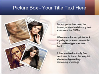 Unreal Fashion Model PowerPoint Template - Slide 23