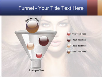 Unreal Fashion Model PowerPoint Template - Slide 63