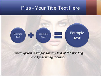 Unreal Fashion Model PowerPoint Template - Slide 75