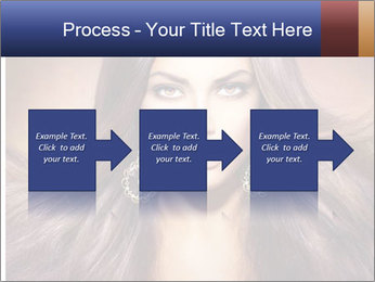 Unreal Fashion Model PowerPoint Template - Slide 88