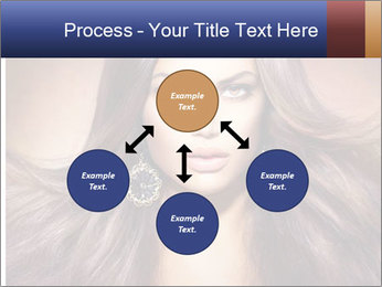 Unreal Fashion Model PowerPoint Template - Slide 91