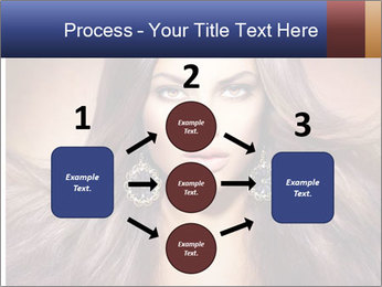 Unreal Fashion Model PowerPoint Template - Slide 92