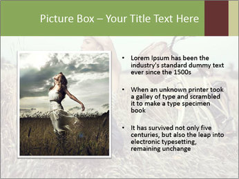 Model Shooting In Countryside PowerPoint Template - Slide 13