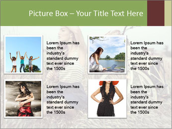 Model Shooting In Countryside PowerPoint Template - Slide 14