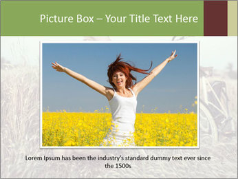 Model Shooting In Countryside PowerPoint Template - Slide 15
