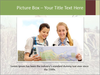 Model Shooting In Countryside PowerPoint Template - Slide 16