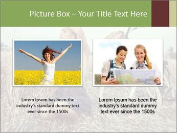 Model Shooting In Countryside PowerPoint Template - Slide 18