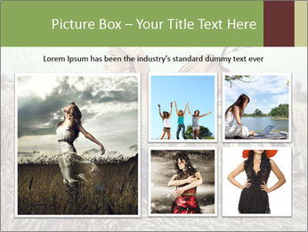Model Shooting In Countryside PowerPoint Template - Slide 19