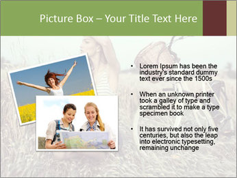 Model Shooting In Countryside PowerPoint Template - Slide 20
