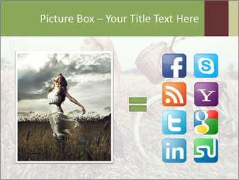 Model Shooting In Countryside PowerPoint Template - Slide 21