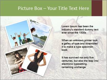 Model Shooting In Countryside PowerPoint Template - Slide 23
