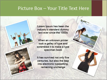 Model Shooting In Countryside PowerPoint Template - Slide 24