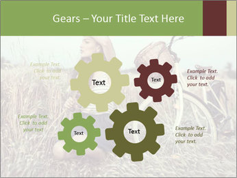 Model Shooting In Countryside PowerPoint Template - Slide 47