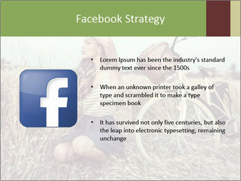 Model Shooting In Countryside PowerPoint Template - Slide 6