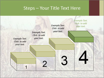 Model Shooting In Countryside PowerPoint Template - Slide 64