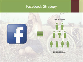 Model Shooting In Countryside PowerPoint Template - Slide 7