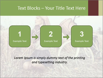 Model Shooting In Countryside PowerPoint Template - Slide 71