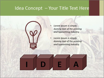 Model Shooting In Countryside PowerPoint Template - Slide 80