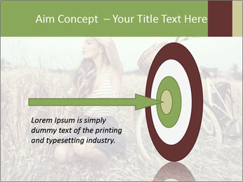 Model Shooting In Countryside PowerPoint Template - Slide 83