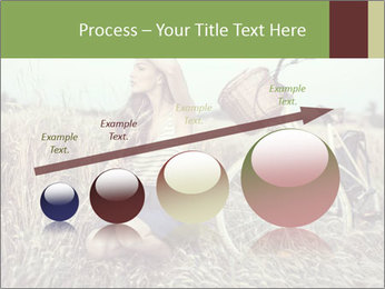 Model Shooting In Countryside PowerPoint Template - Slide 87
