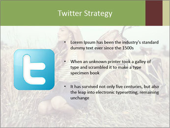 Model Shooting In Countryside PowerPoint Template - Slide 9