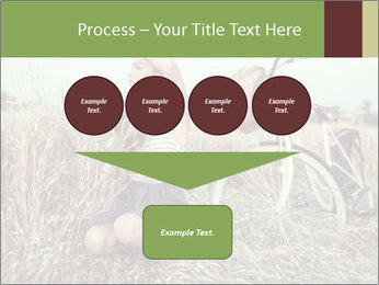 Model Shooting In Countryside PowerPoint Template - Slide 93