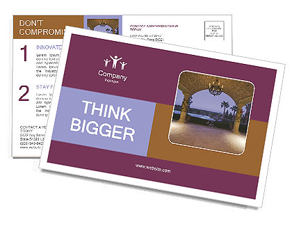 0000088947 Postcard Template