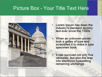 USA Capitol PowerPoint Template - Slide 13