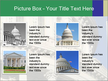 USA Capitol PowerPoint Template - Slide 14