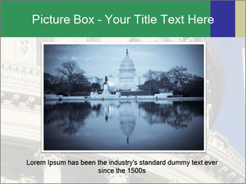 USA Capitol PowerPoint Template - Slide 15