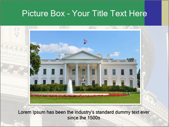 USA Capitol PowerPoint Template - Slide 16