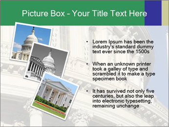 USA Capitol PowerPoint Template - Slide 17
