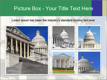USA Capitol PowerPoint Template - Slide 19