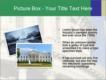USA Capitol PowerPoint Template - Slide 20