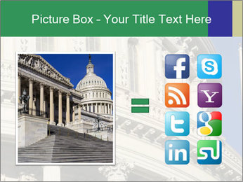 USA Capitol PowerPoint Template - Slide 21
