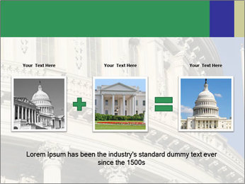 USA Capitol PowerPoint Template - Slide 22